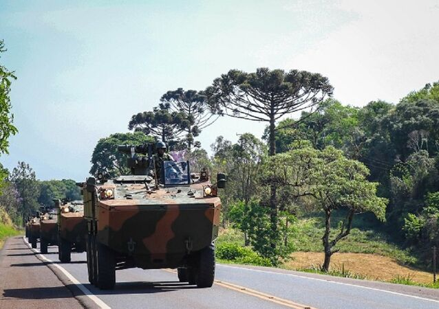 Operação Atlântico V percorreu mais de 1.600 Km na região Sul do Brasil