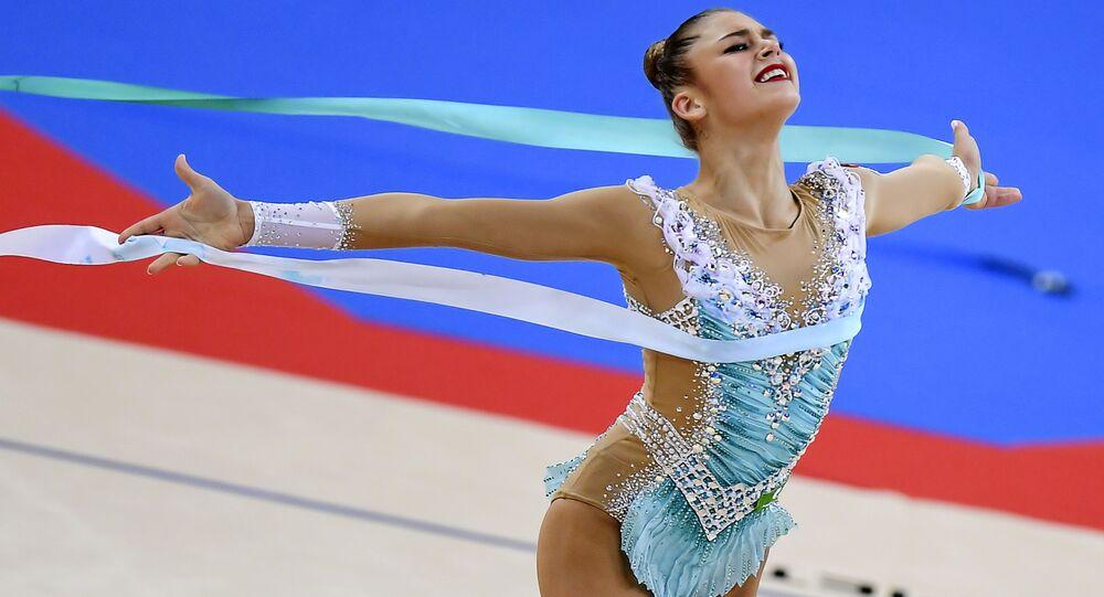 Atleta Aleksandra Soldatova