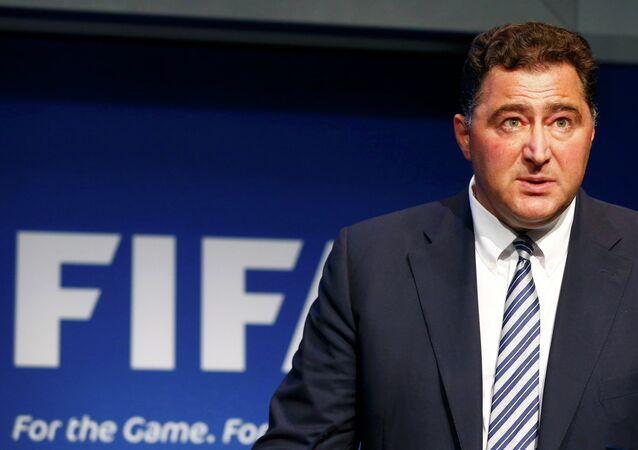 Domenico Scala, presidente do Comitê de Auditoria da FIFA