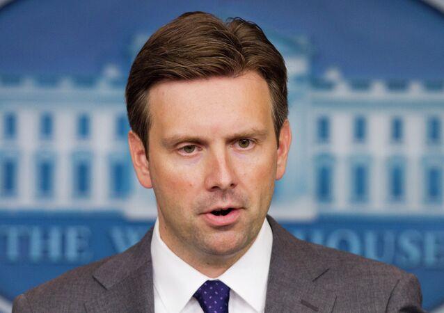 Josh Earnest, porta-voz da Casa Branca