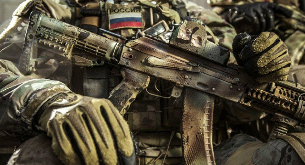 Fuzil de assalto Kalashnikov