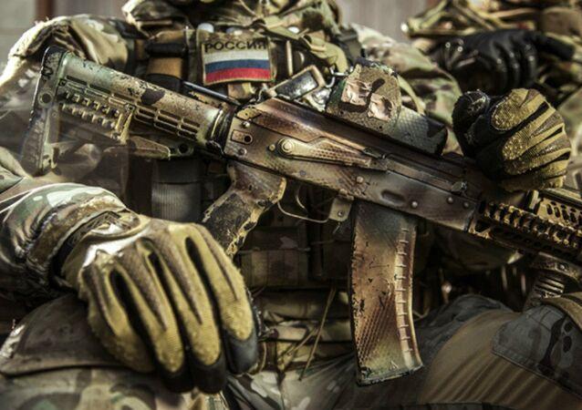 Rifle de assalto Kalashnikov