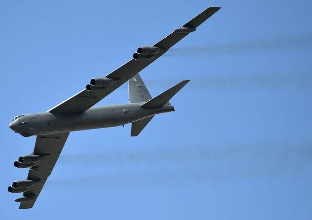 Bombardeiro norte-americano B-52 Stratofortress