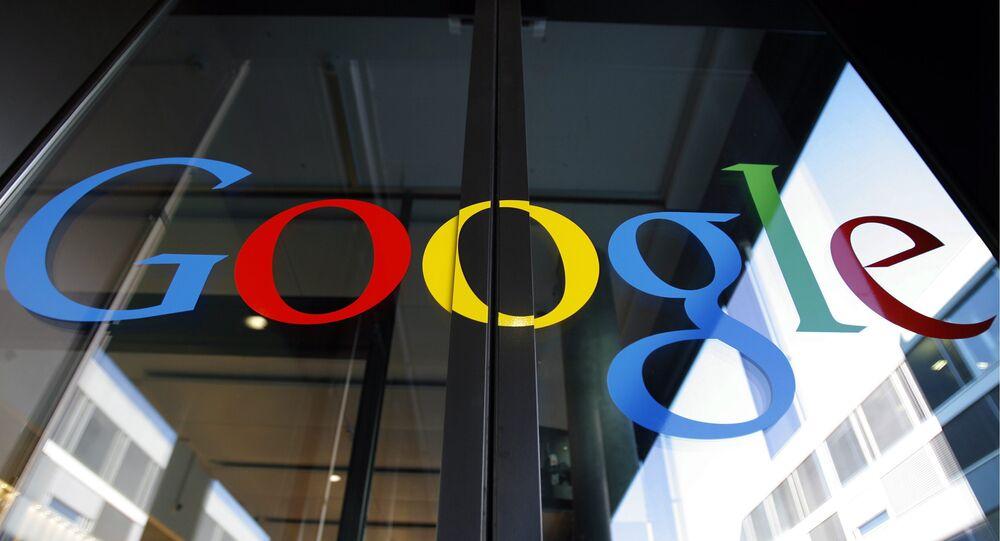 Escritório da Google na Suiça.