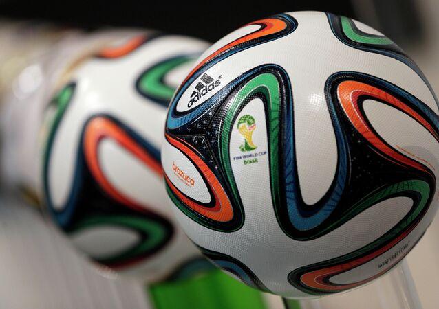 Brazuca, bola oficial da Copa do Mundo de 2014