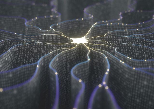 Rede neural (imagem referencial)