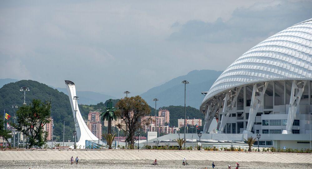 Parque Olímpico de Sochi