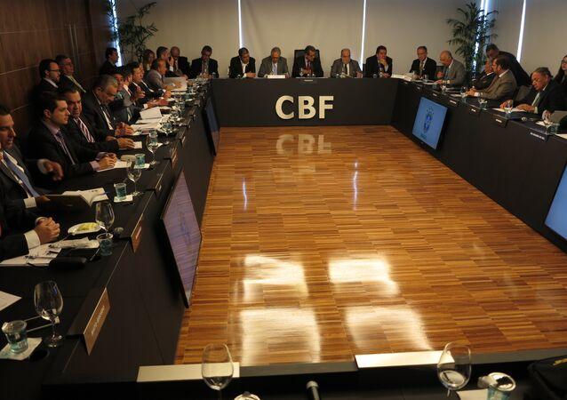 Assembleia extraordinária realizada pela CBF em 11 de junho
