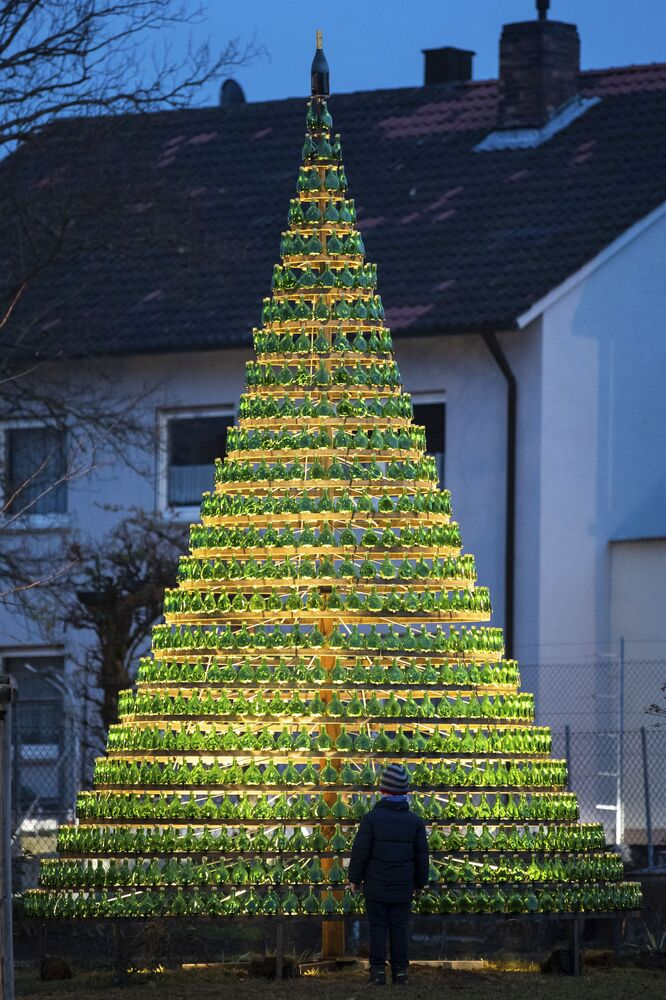 Árvore de Natal na Alemanha