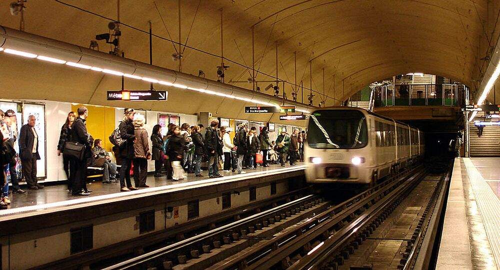 Metrô de Marselha