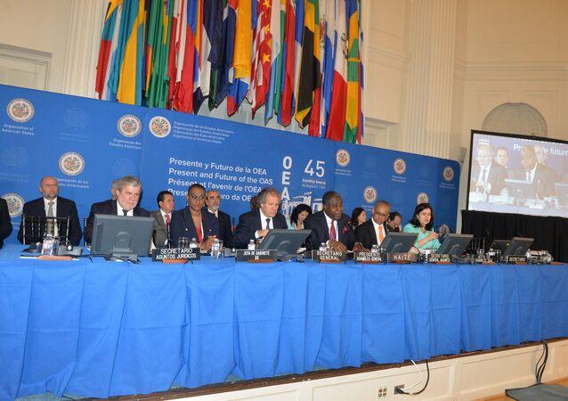 45ª Assembleia da OEA.