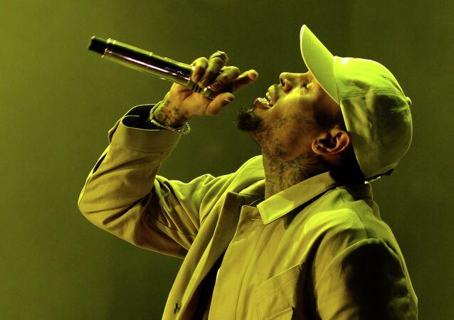 Cantor Chris Brown