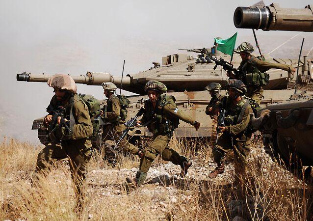 Forças de Defesa de Israel - FDI (imagem de arquivo)
