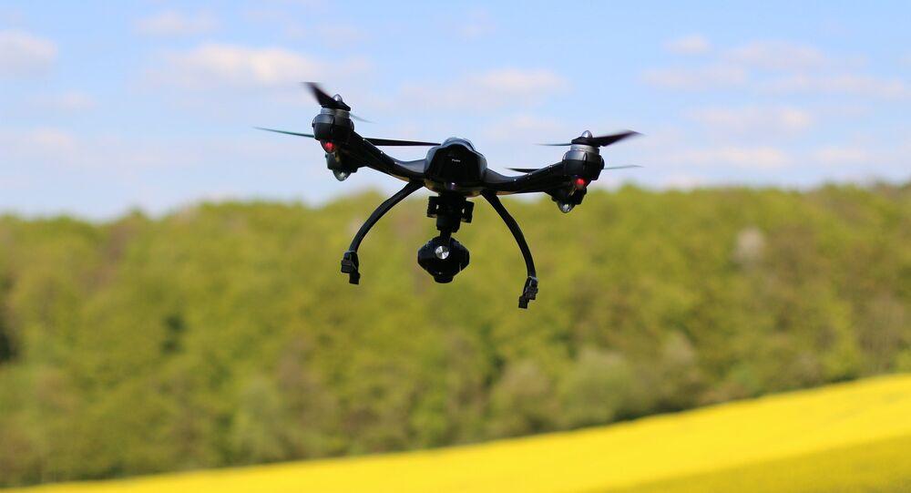 Drone (imagem de arquivo)