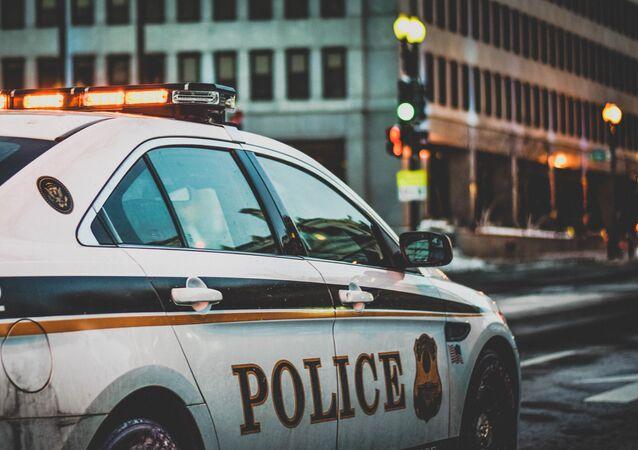 Polícia dos EUA.