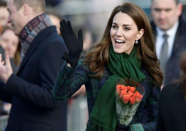 A duquesa de Cambridge, Kate Middleton, passou quase 10 anos esperando o pedido de casamento do príncipe William