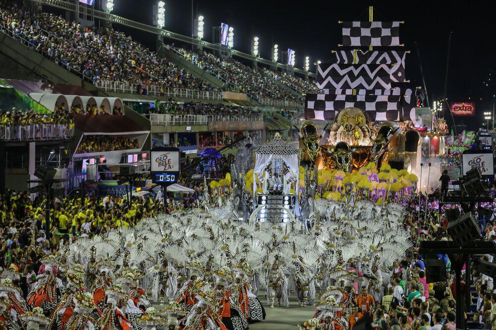 Desfile da Mangueira