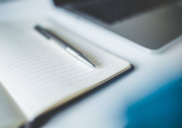 Caderno (imagem referencial)