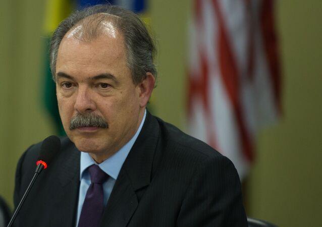 Ministro da Educação, Aloizio Mercadante
