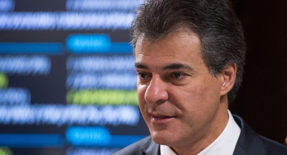 Beto Richa (PSDB), ex-governador do Paraná