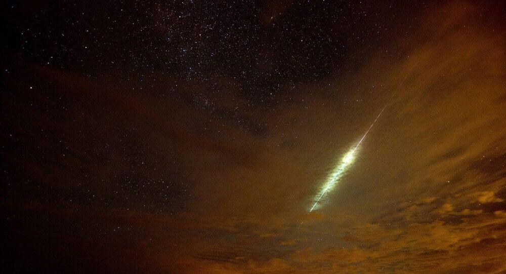 Meteoro (imagem de arquivo)