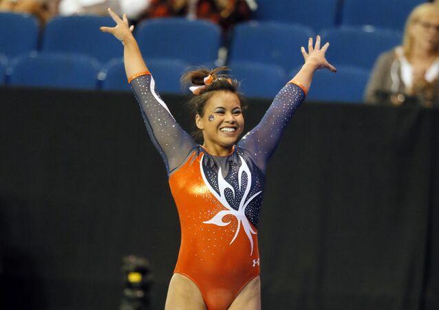 Samantha Cerio, ginasta norte-americana