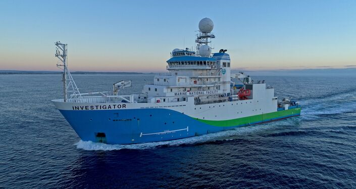 Navio de pesquisa da CSIRO, RV Investigator
