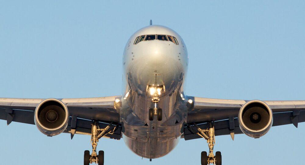 Boeing 767-300 (imagem referencial)