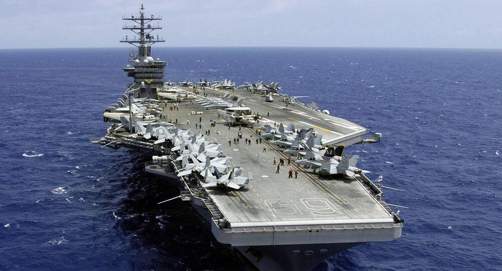USS Dwight D. Eisenhower