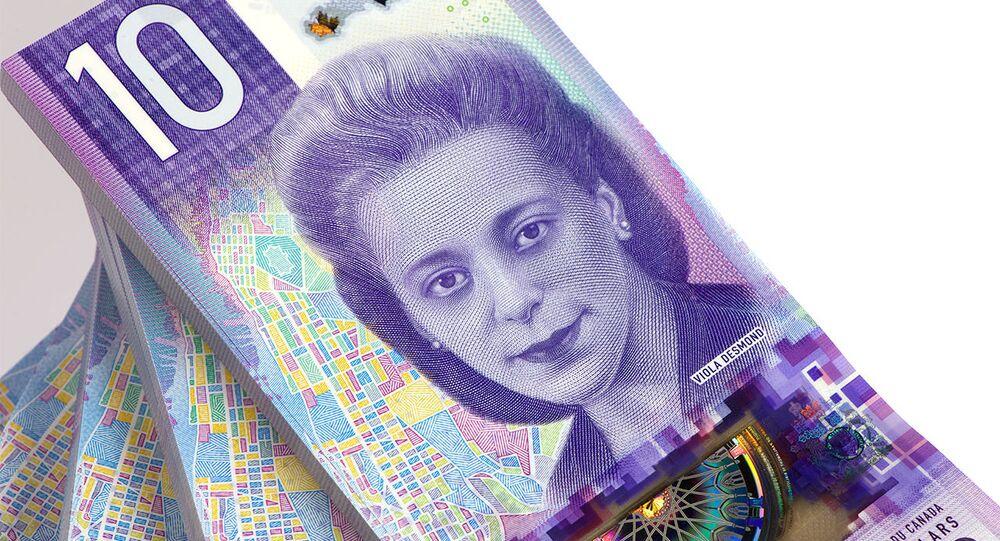 Cédula de 10 dólares canadenses