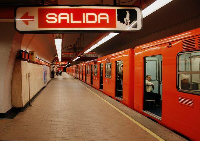 Estação de metrô da Cidade de México