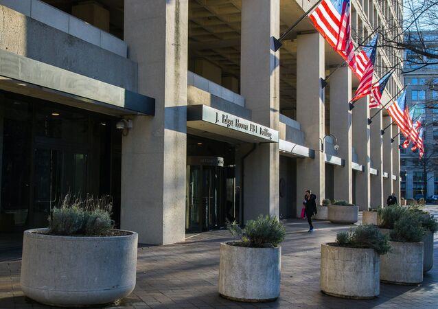 Sede do FBI em Washington, DC