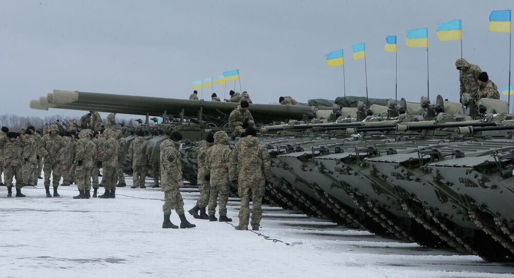 Exército da Ucrânia