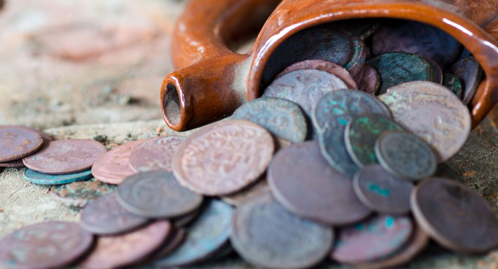 Antigas moedas