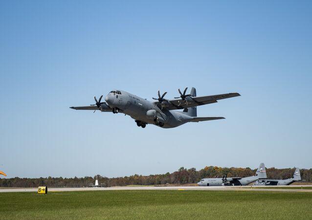 C-130J Super Hercules (imagem referencial)