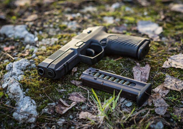 Pistola Udav