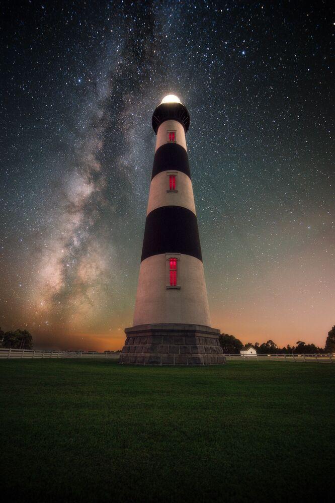 Apanhando luz do fotógrafo americano Jason Perry