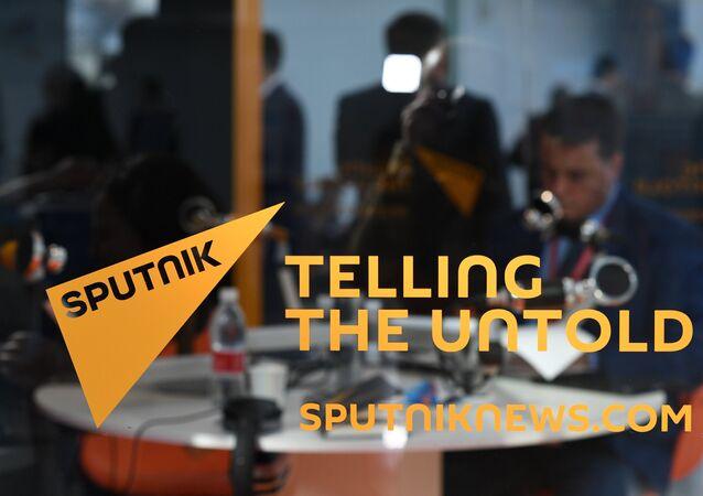 Logo da Sputnik