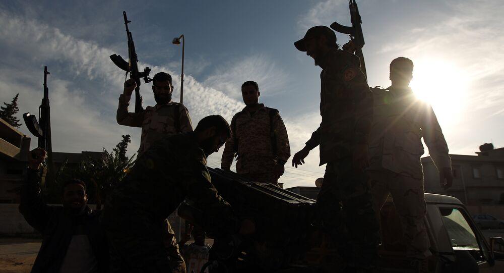 Exército Nacional da Líbia (LNA)