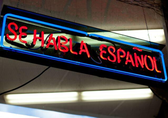 EUA têm a segunda maior população de falantes da língua espanhola em todo o mundo, atrás apenas do México