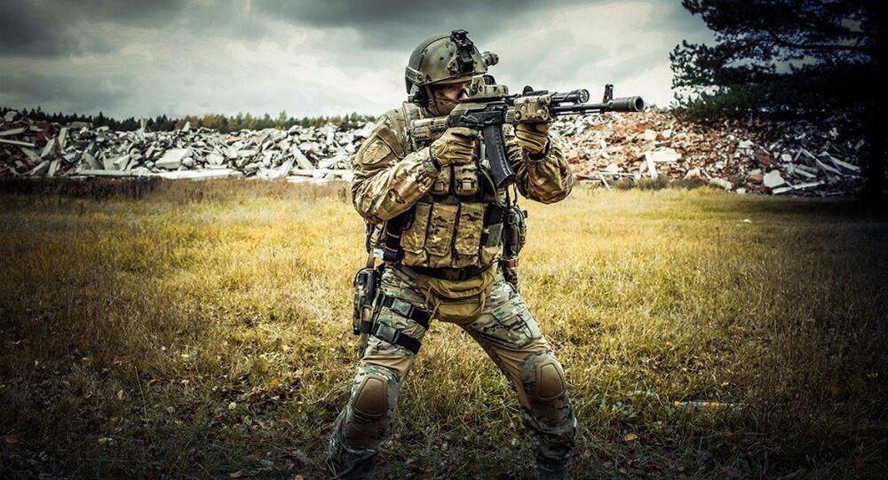 Salen a la venta fusiles Kalashnikov 'made in USA'