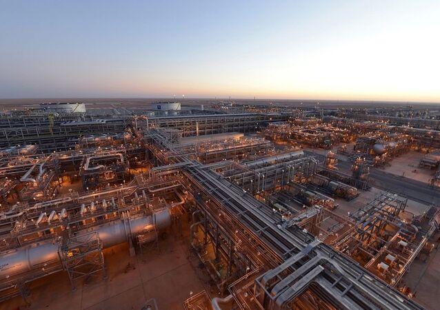 Instalação de Khuraisda da Saudi Aramco