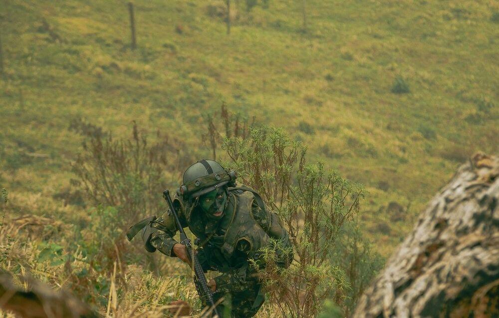 A atividade foi batizada de Operação Paraná II.