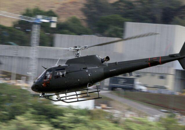 Helibras entregou na semana passada mais um helicóptero Fennec modernizado para a Aviação do Exército (AvEx)