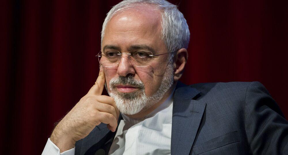 Mohammad Javad Zarif, ministro das Relações Exteriores do Irã