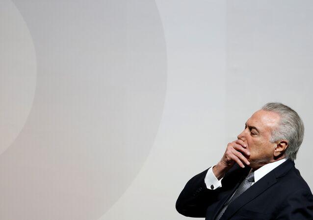 Ex-presidente do Brasil, Michel Temer