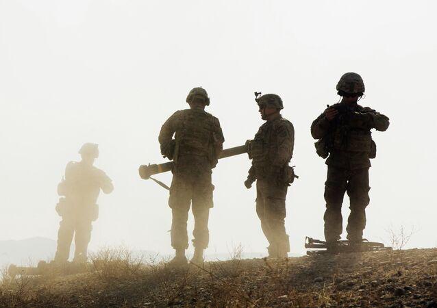 Soldados dos EUA