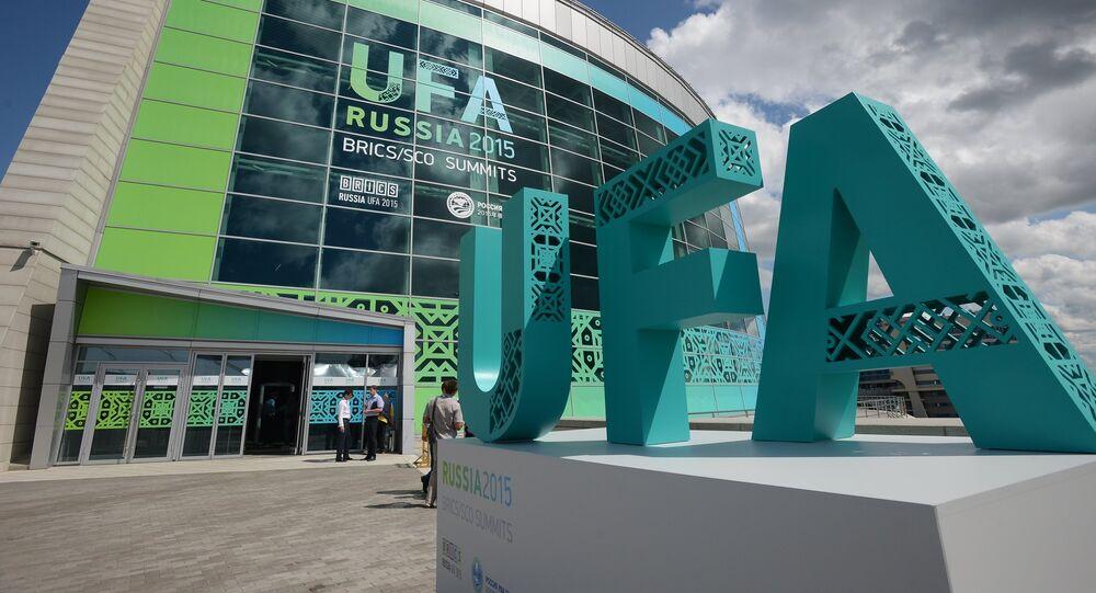 Cúpulas do BRICS e OCX em Ufá