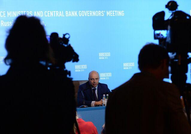 Encontro das autoridades financeiras dos BRICS com os diretores do Novo Banco de Desenvolvimento (NBD)