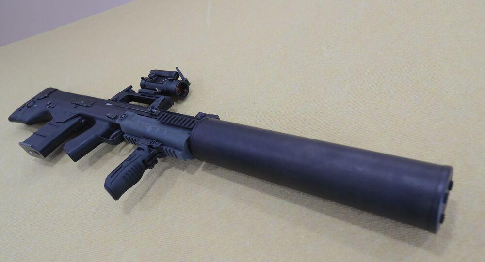 Espingarda automática russa de assalto ShAK-12